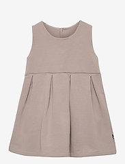 Papu - Vest dress - kleider - vole grey - 0