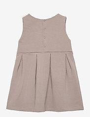 Papu - Vest dress - kleider - vole grey - 1