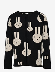 Papu - Knit cardigan Best Bunnies Forever - gilets - multicolor - 0