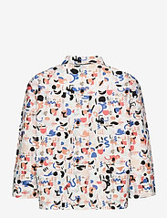 Papu - Boheme shirt Imagenation - kortærmede skjorter - multicolor - 1
