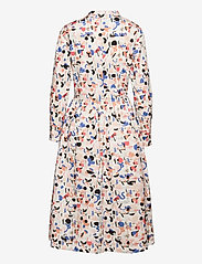 Papu - Swing gown Imagenation - midi dresses - multicolor - 1