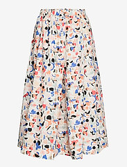 Papu - Midi Circle culottes Imagenation - midi kjolar - multicolor - 1