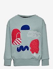 Papu - Sweatshirt Wonderland - sweatshirts - muted green - 0