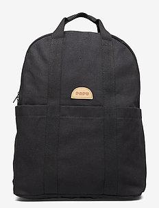 Backpack - laukut - black