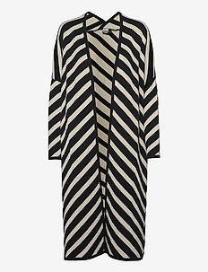 Long Stripe cardigan - cardigans - multicolor