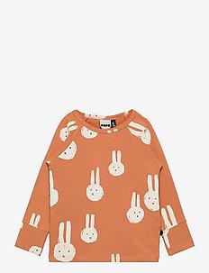 Fold shirt Best Bunnies - langärmelig - multicolor
