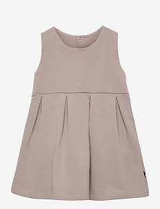Vest dress - jurken & rokjes - vole grey