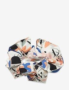 Scrunchie - haar accessoires - multicolor