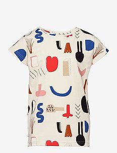 T-top Secret Worlds - t-shirts - multicolor