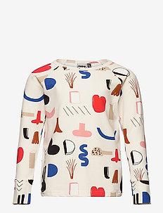 Fold shirt Secret Worlds - langärmelig - multicolor
