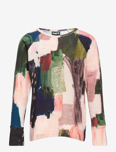 FOLD SHIRT - langärmelig - multicolor