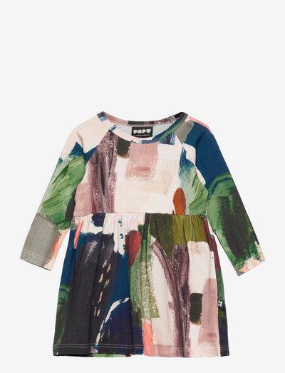 GATHER DRESS - jurken & rokjes - multicolor