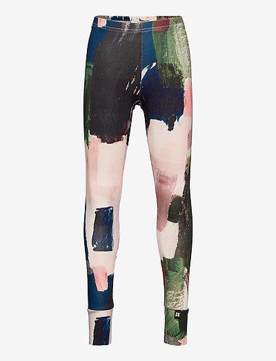 FOLD LEGGINGS - leggings - multicolor
