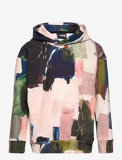 PIVOT HOODIE - kapuzenpullover - multicolor