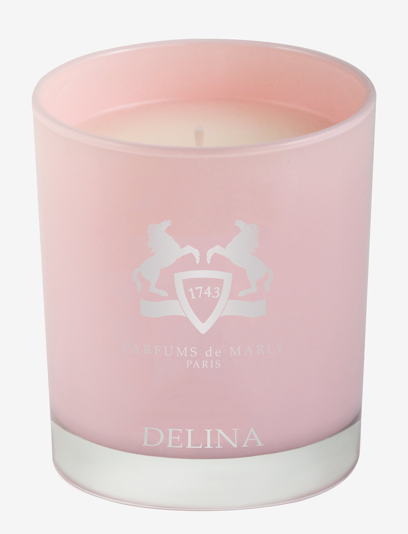Parfums de Marly - Delina Scented Candle - huonetuoksut - clear