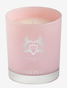 Delina Scented Candle - dufte - clear