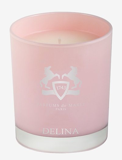 Delina Scented Candle - CLEAR