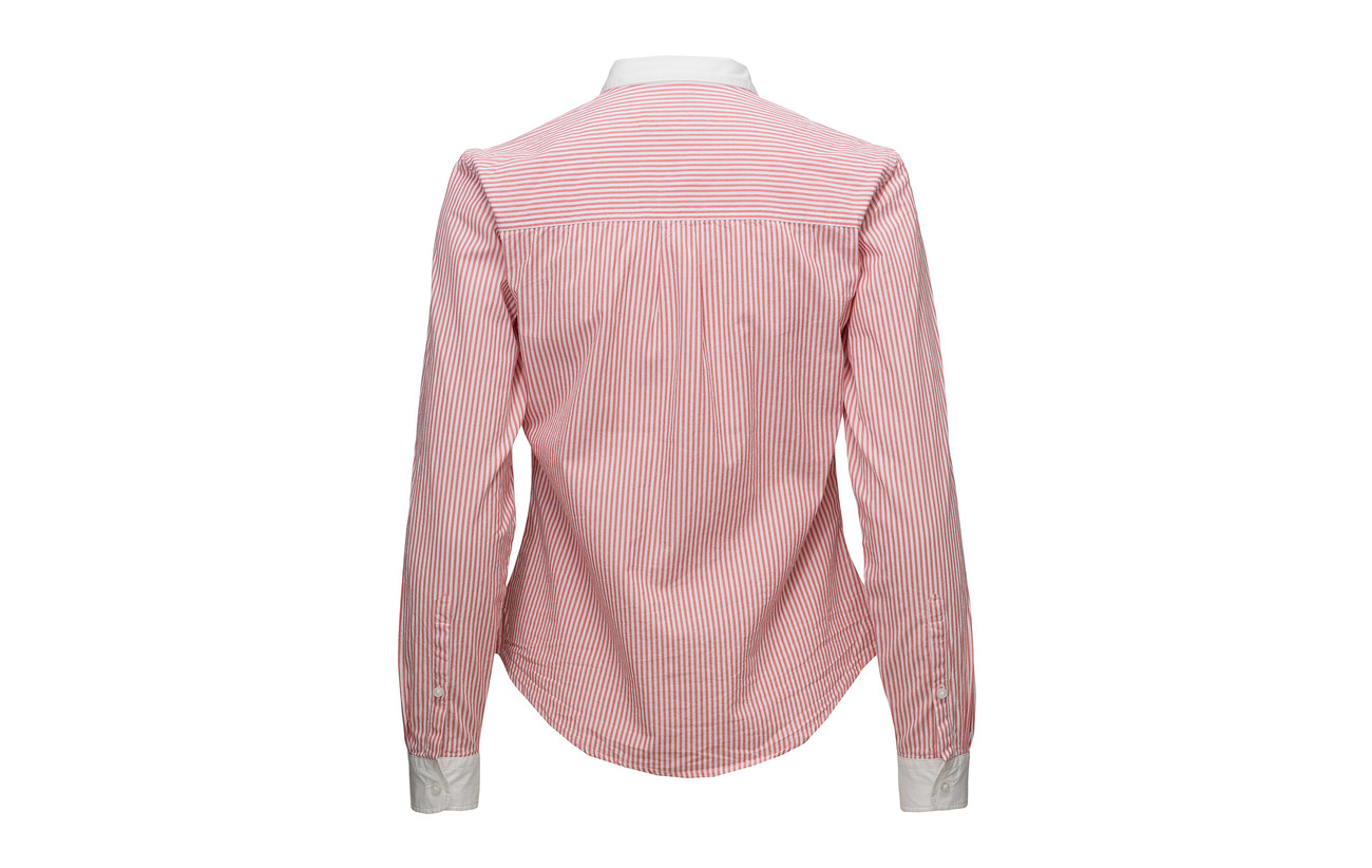 Coton Coral Park Pleat Lane 100 Shirt wnqnX1zP