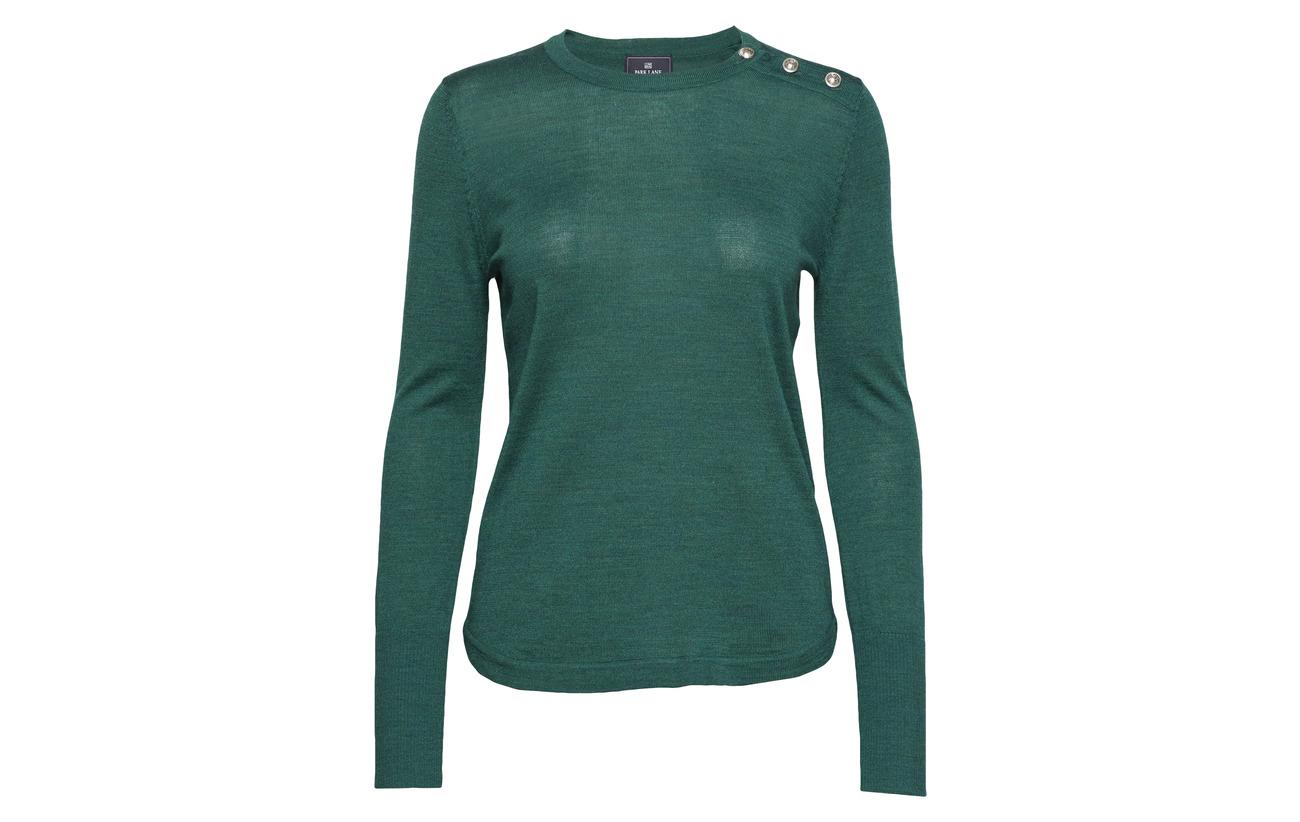 50 Lane Laine Green Pullover Acrylique Park qCT7xtwx