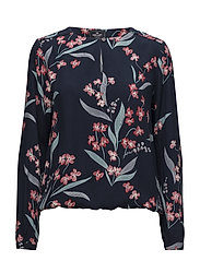 Blouse - NAVY PATTERN