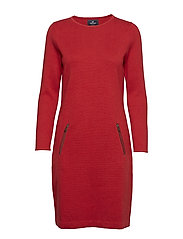 Milano dress - RED