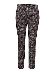 Cigarette Pants - PAISLEY