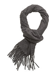 Scarf lambswool - GREY