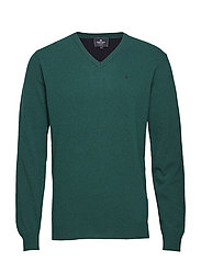 Pullover V-neck - GREEN