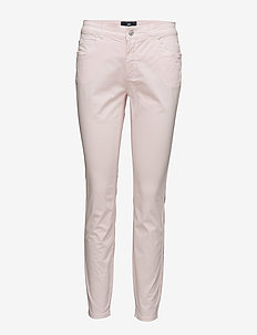 Hayley twill - skinny leg hosen - 422 light pink
