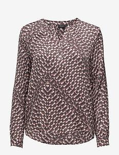 Tunic - långärmade blusar - pattern