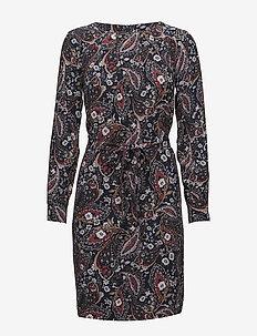 Dress - midiklänningar - paisley