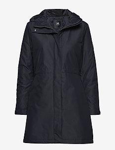 Long coat - NAVY