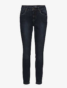 "Hayley basic ""superstretch"" - DARKINDIGO WASHED"