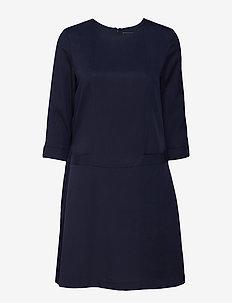 Dress - korta klänningar - navy
