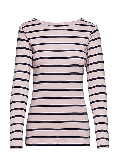 Top striped - PINK