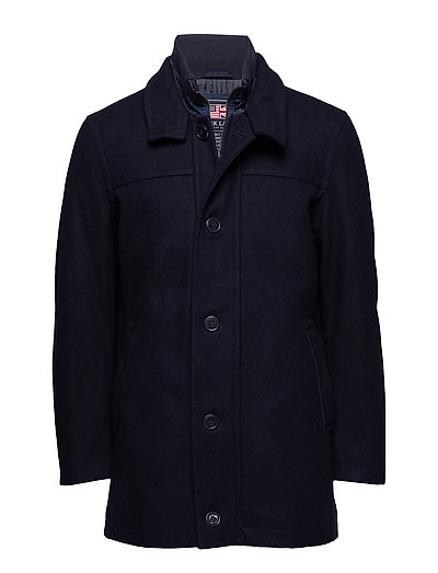 Jacket melton - NAVY