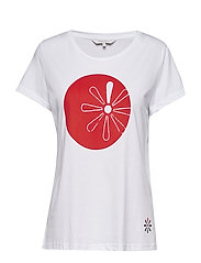 Knæk Cancer T-shirt - BRIGHT WHITE