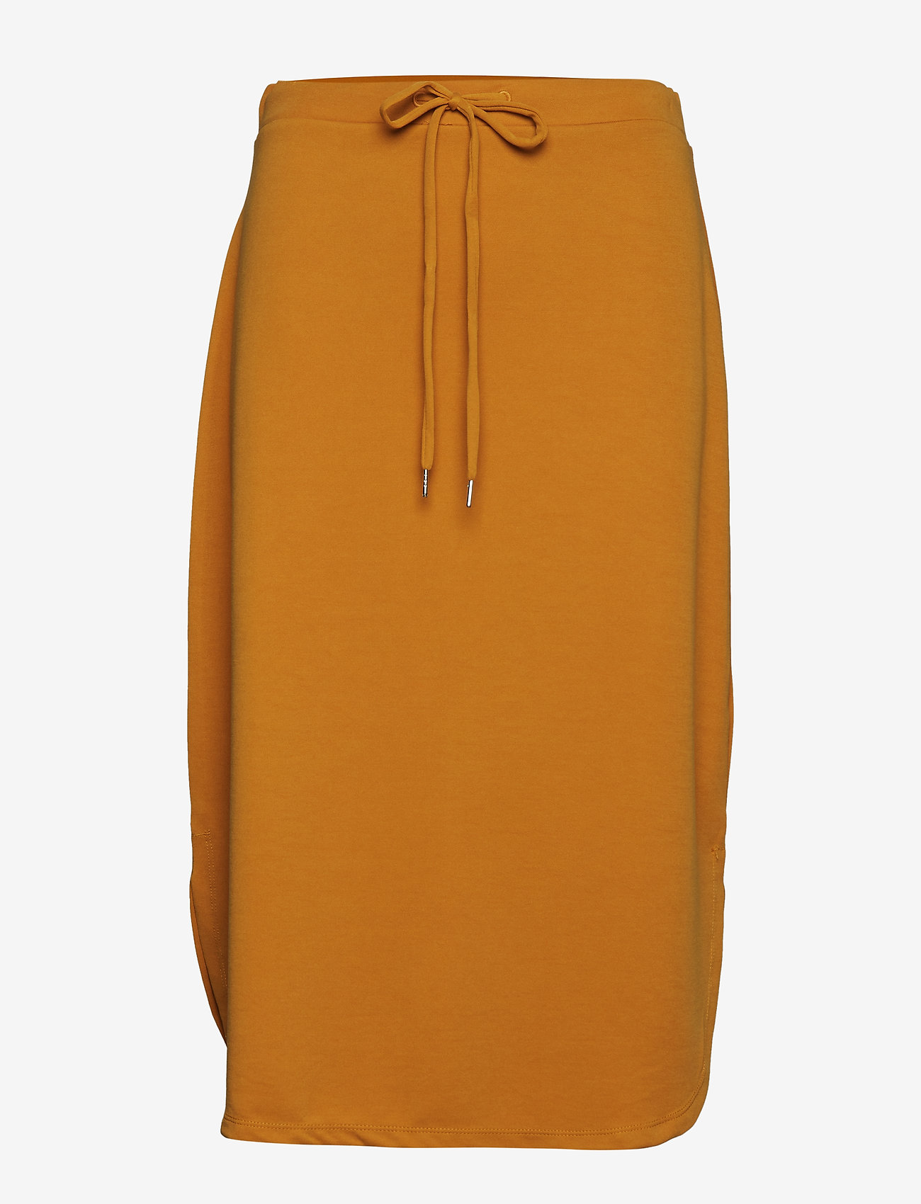 Part Two - MerlePW SK - midi skirts - golden yellow