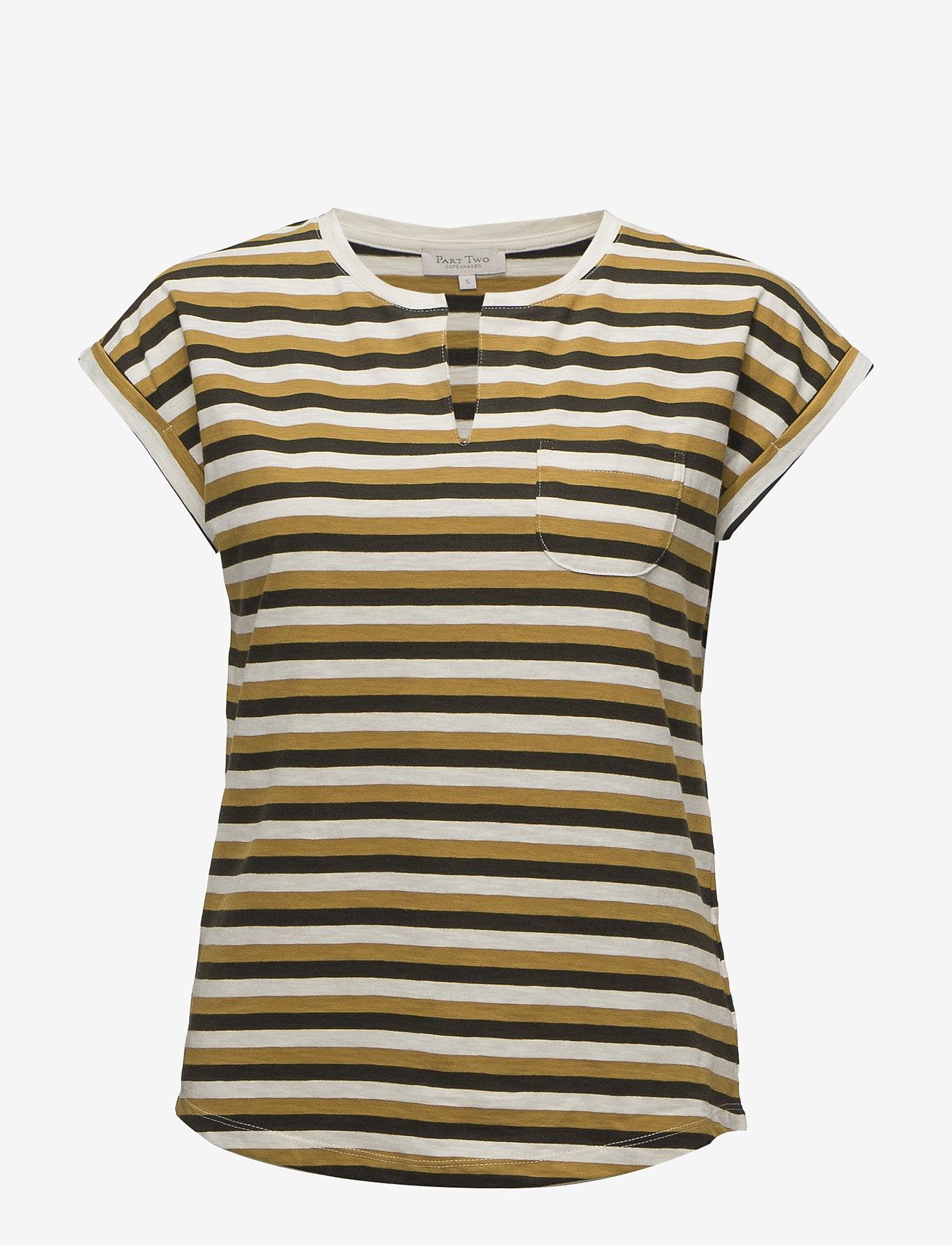 Part Two - Kedita TS - t-shirts - artwork medium yellow
