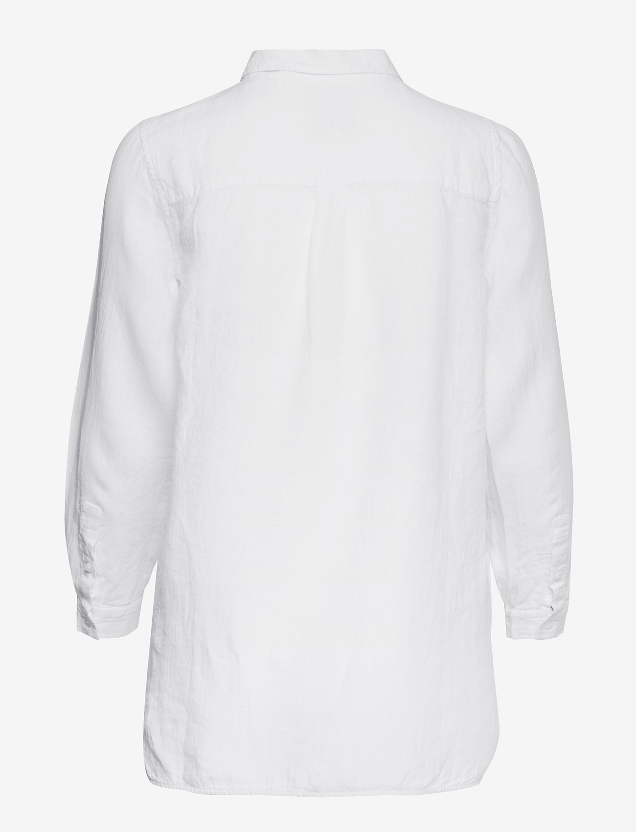 Part Two Kiva SH - Blouses & Shirts BRIGHT WHITE