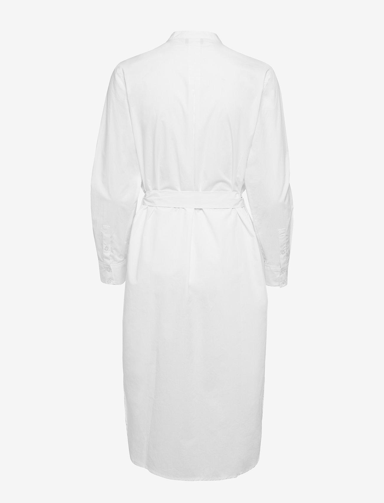 Part Two Lulu dress DR - Jurken BRIGHT WHITE