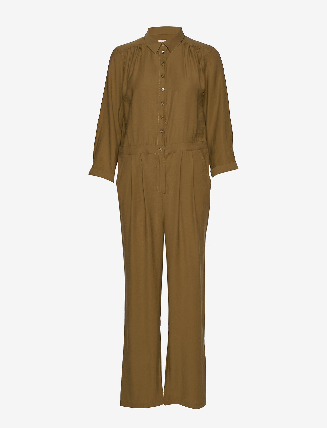 Part Two - Bibbs JU - jumpsuits - butternut - 1