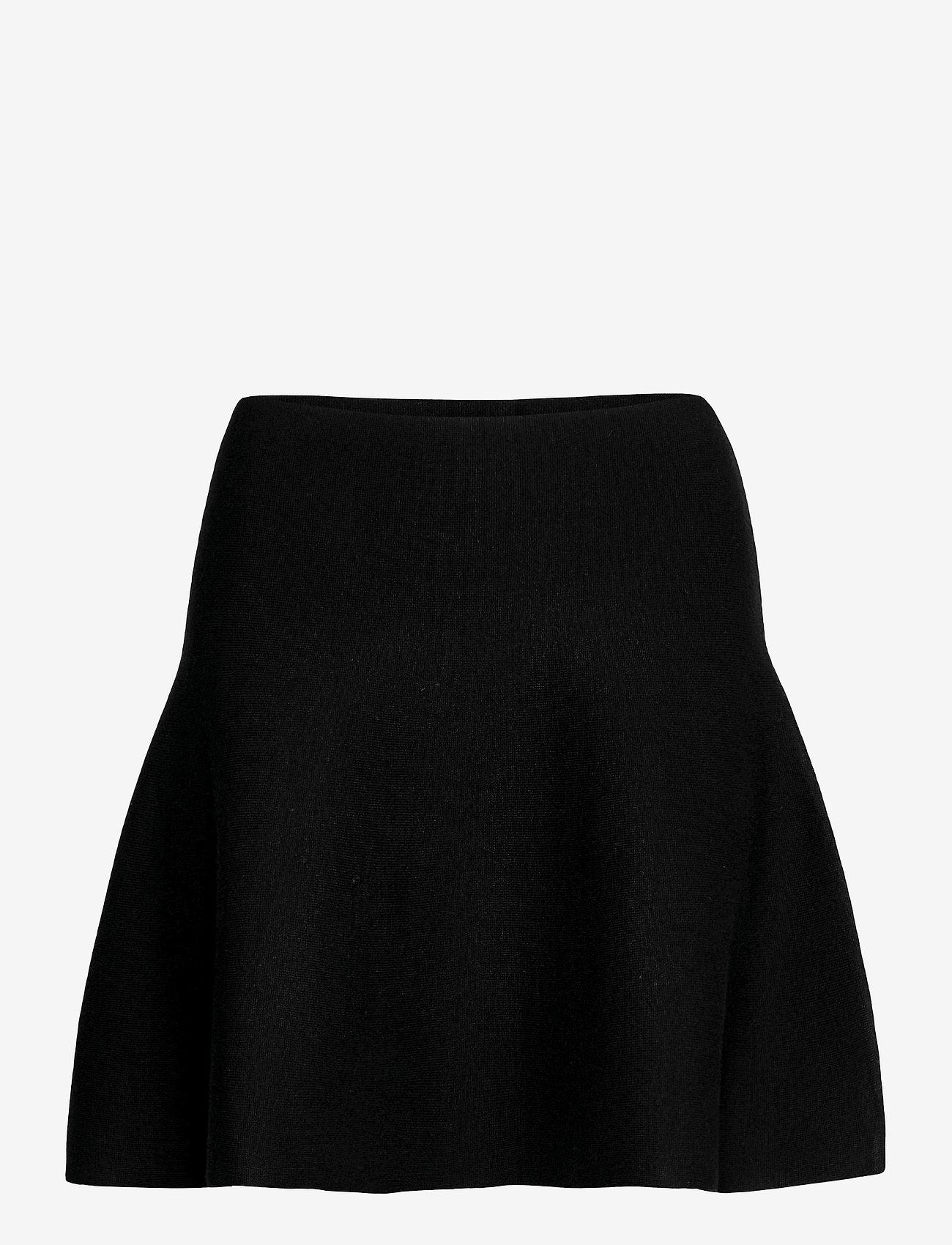 Part Two - VikaPW SK - korta kjolar - black - 0