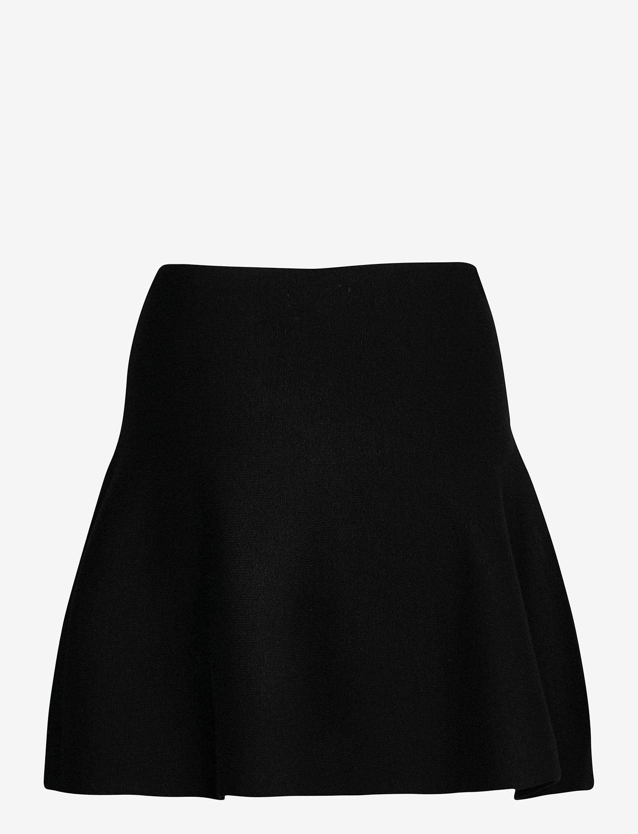 Part Two - VikaPW SK - korta kjolar - black - 1