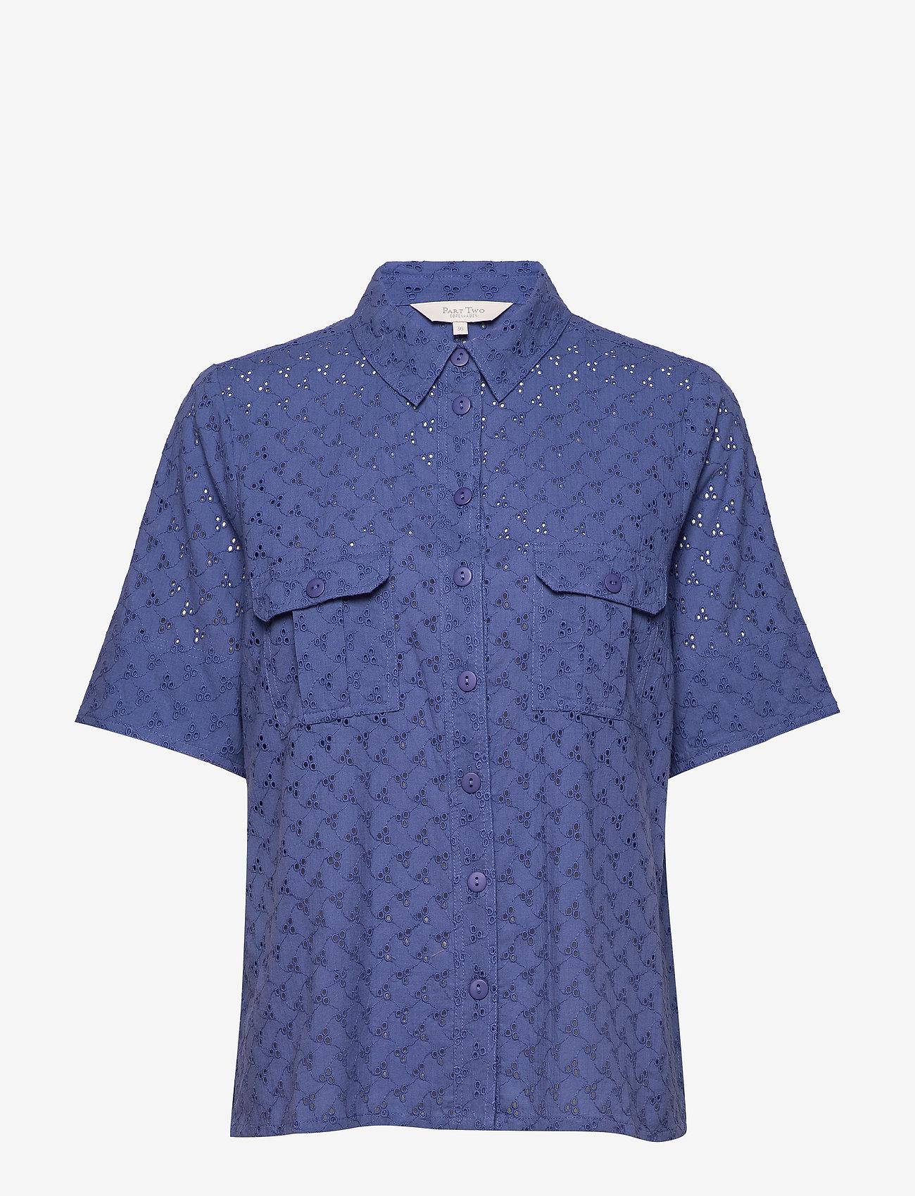 Part Two - DogaPW SH - koszule z krótkim rękawem - marlin - 1