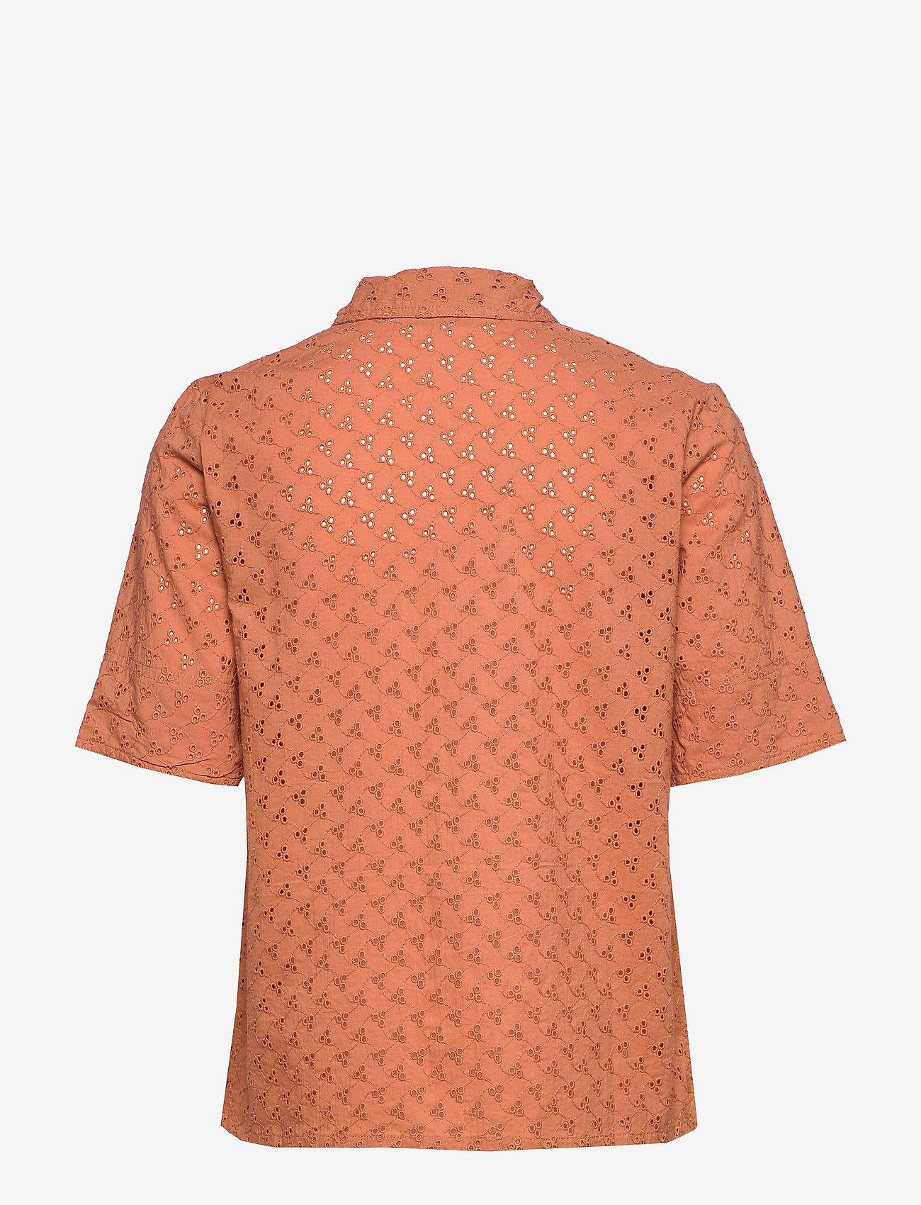 Part Two - DogaPW SH - overhemden met korte mouwen - sunburn - 1