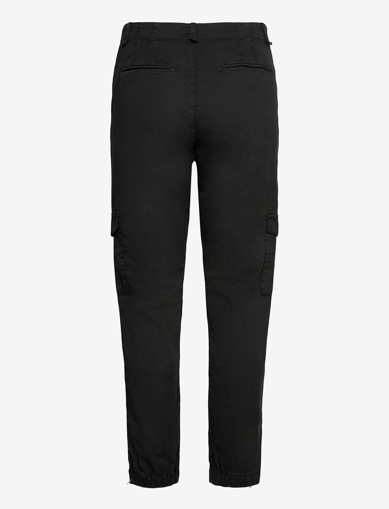 Part Two - SevenPW PA - pantalons droits - black - 1