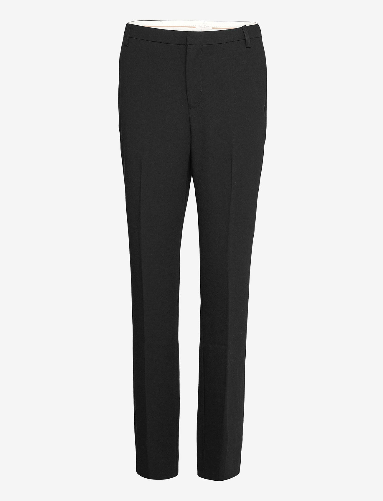 Part Two - BirdiePW PA - pantalons droits - black - 0
