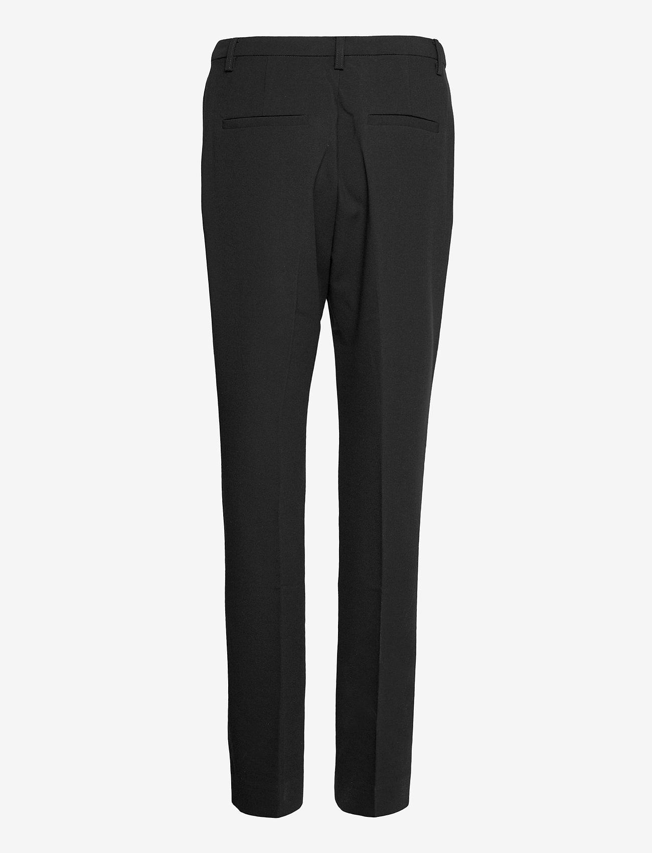 Part Two - BirdiePW PA - pantalons droits - black - 1