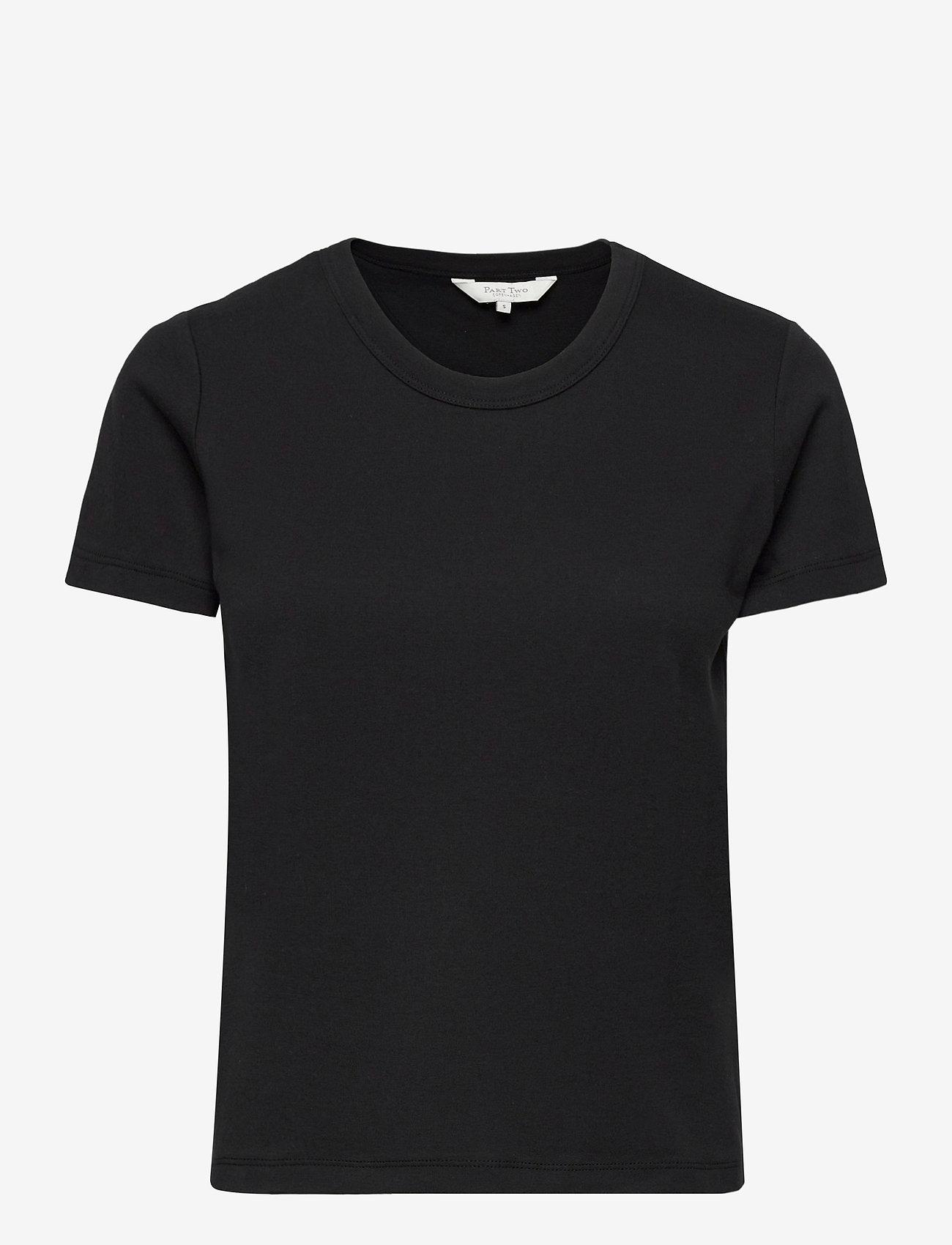 Part Two - RatanPW TS - t-shirts - black - 0